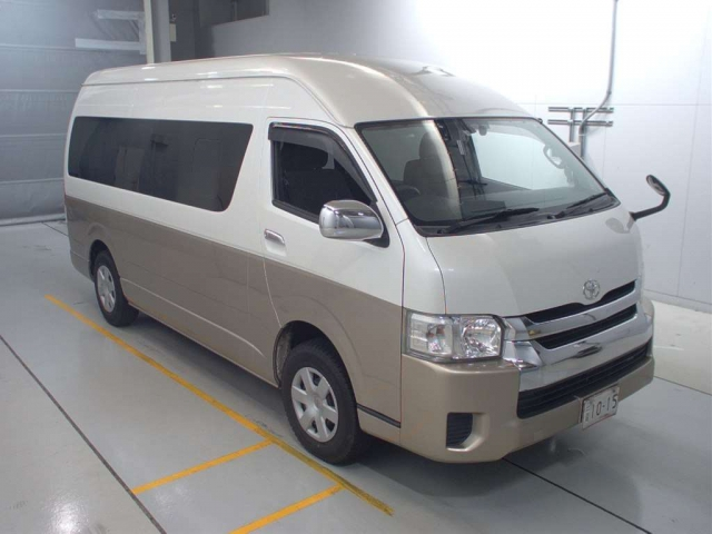 Import and buy TOYOTA HIACE 2014 from Japan to Nairobi, Kenya