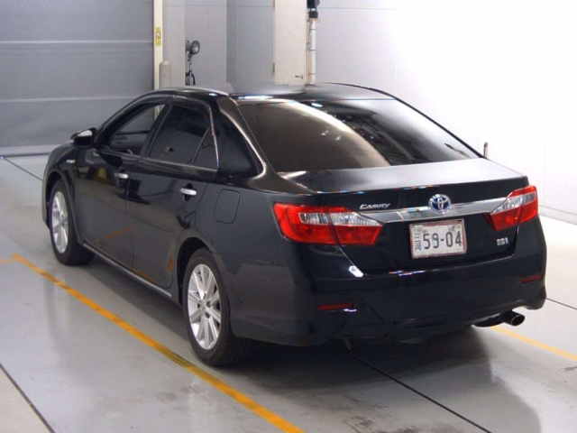 Import and buy TOYOTA CAMRY 2013 from Japan to Nairobi, Kenya