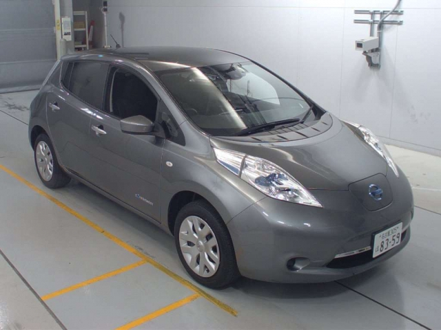 Import and buy NISSAN LEAF 2017 from Japan to Nairobi, Kenya
