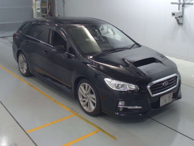 Import and buy SUBARU LEVORG 2015 from Japan to Nairobi, Kenya