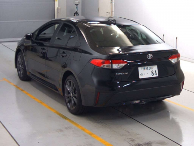 Import and buy TOYOTA COROLLA 2019 from Japan to Nairobi, Kenya