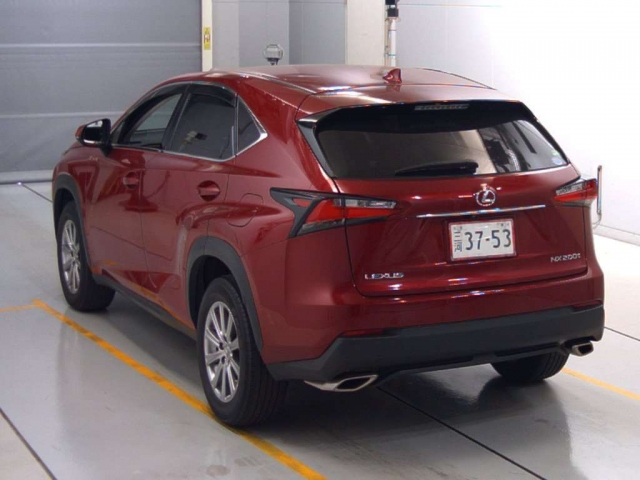 Import and buy LEXUS NX 2017 from Japan to Nairobi, Kenya