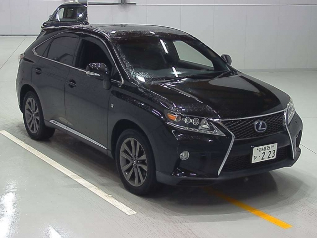 Import and buy LEXUS RX 2014 from Japan to Nairobi, Kenya