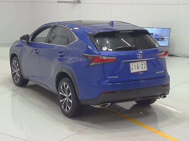 Import and buy LEXUS NX 2016 from Japan to Nairobi, Kenya