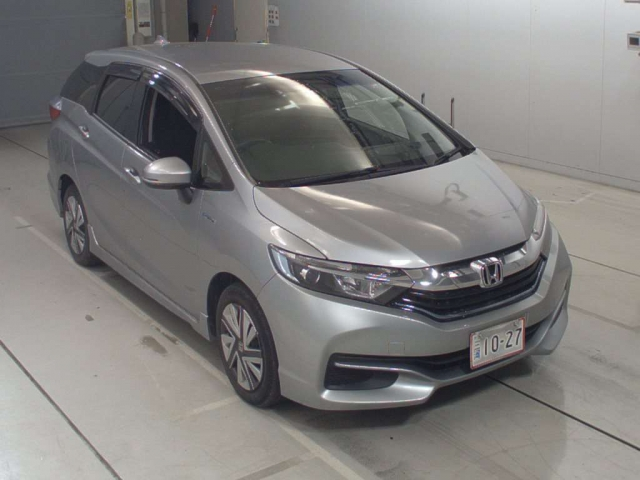 Import and buy HONDA SHUTTLE 2017 from Japan to Nairobi, Kenya