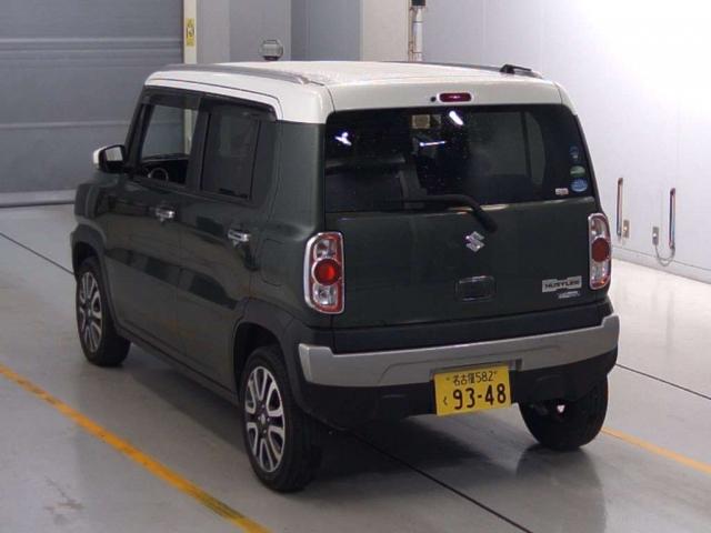Import and buy SUZUKI HUSTLER 2016 from Japan to Nairobi, Kenya