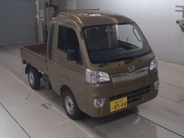 Import and buy DAIHATSU HIJET TRUCK 2017 from Japan to Nairobi, Kenya