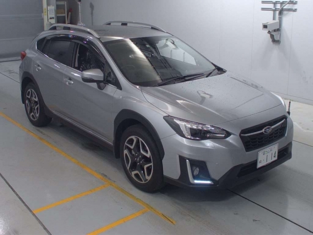 Import and buy SUBARU XV 2018 from Japan to Nairobi, Kenya