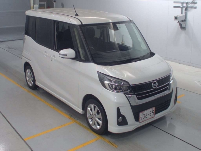 Import and buy NISSAN DAYZ ROOX 2018 from Japan to Nairobi, Kenya