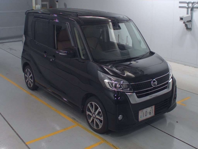 Import and buy NISSAN DAYZ ROOX 2017 from Japan to Nairobi, Kenya