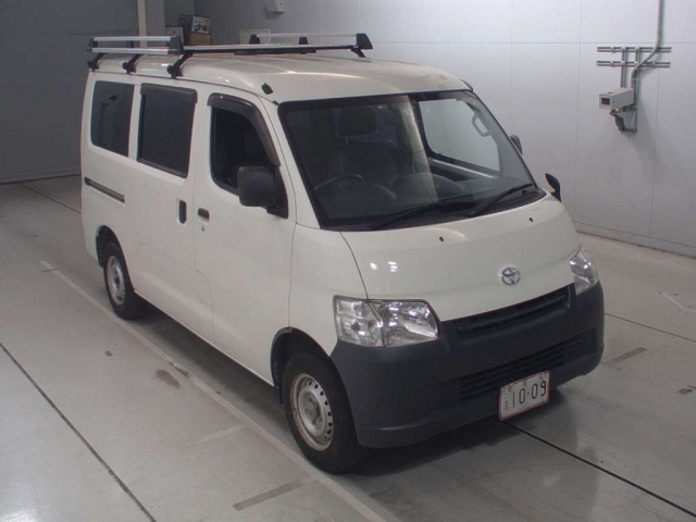 Import and buy TOYOTA TOWN ACE VAN 2017 from Japan to Nairobi, Kenya