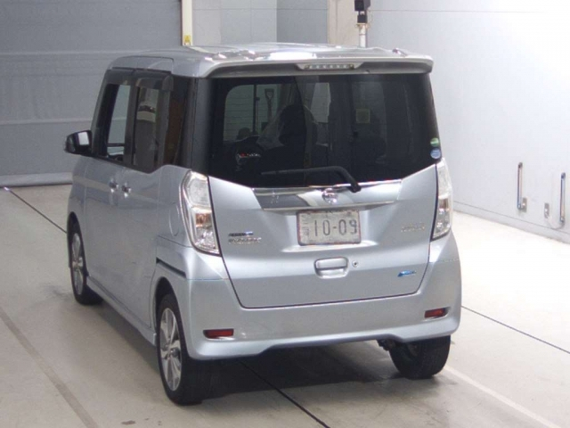 Import and buy NISSAN DAYZ ROOX 2014 from Japan to Nairobi, Kenya