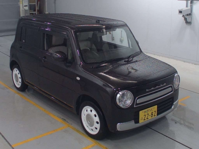 Import and buy SUZUKI ALTO LAPIN 2014 from Japan to Nairobi, Kenya