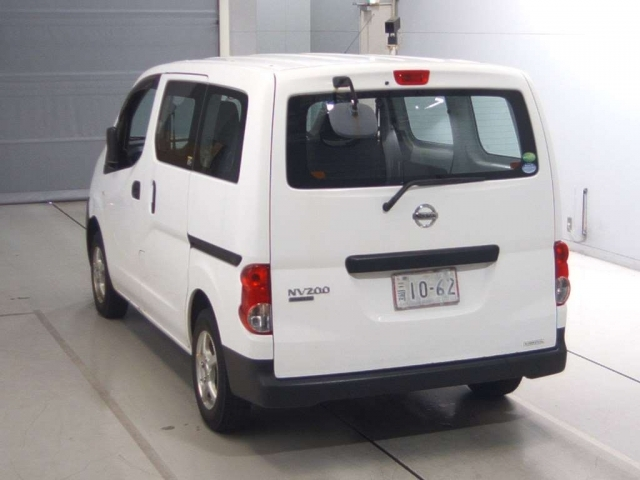 Import and buy NISSAN NV200 2016 from Japan to Nairobi, Kenya
