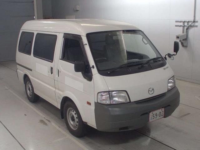 Import and buy MAZDA BONGO VAN 2015 from Japan to Nairobi, Kenya