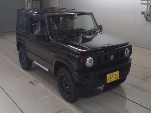 Import and buy SUZUKI JIMNY 2021 from Japan to Nairobi, Kenya