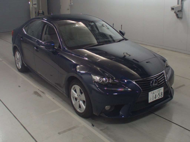 Import and buy LEXUS IS 2014 from Japan to Nairobi, Kenya