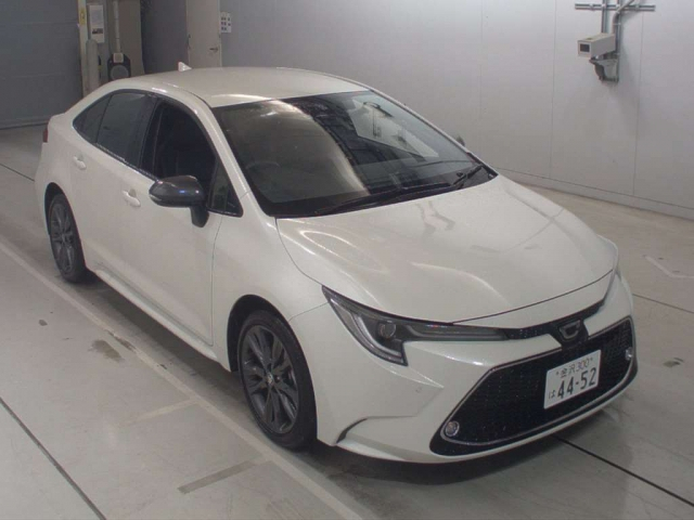 Import and buy TOYOTA COROLLA 2020 from Japan to Nairobi, Kenya