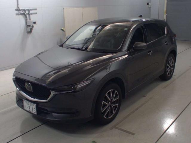Import and buy MAZDA CX-5 2017 from Japan to Nairobi, Kenya