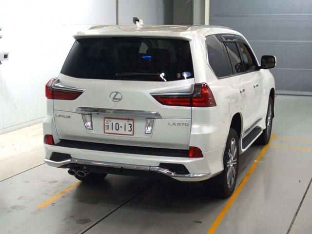 Import and buy LEXUS LX 2016 from Japan to Nairobi, Kenya