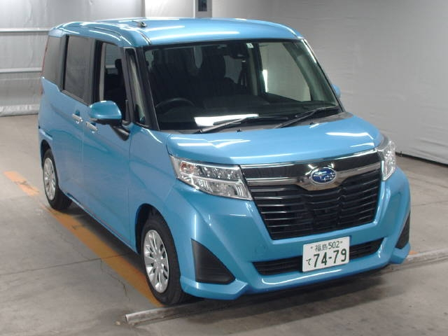 Import and buy SUBARU JUSTY 2017 from Japan to Nairobi, Kenya