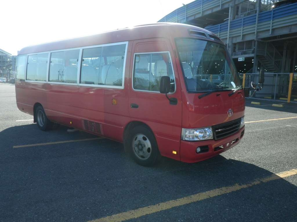 Import and buy TOYOTA COASTER 2014 from Japan to Nairobi, Kenya