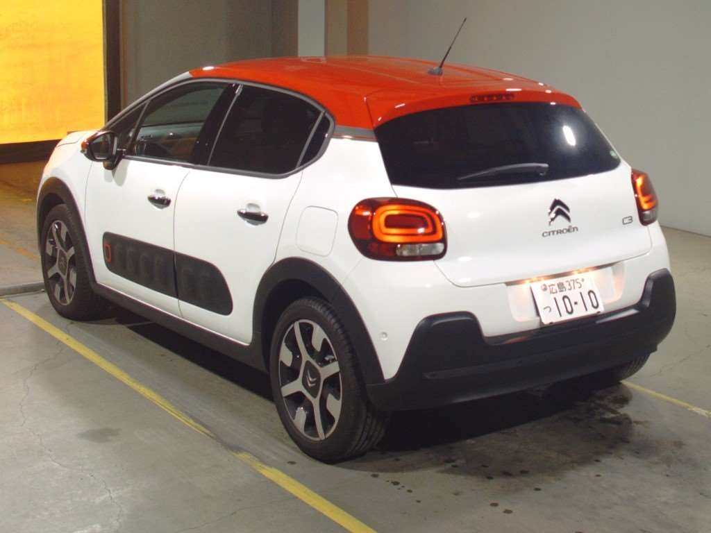 Import and buy CITROEN C3 2018 from Japan to Nairobi, Kenya