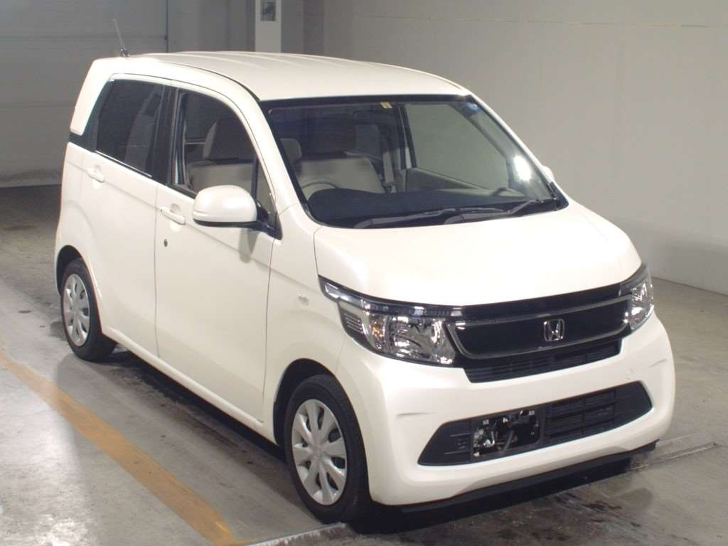 Import and buy HONDA N WGN 2016 from Japan to Nairobi, Kenya