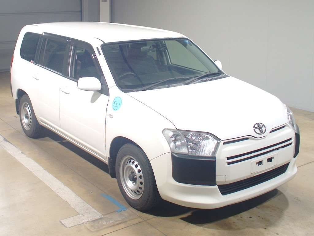 Import and buy TOYOTA PROBOX 2015 from Japan to Nairobi, Kenya