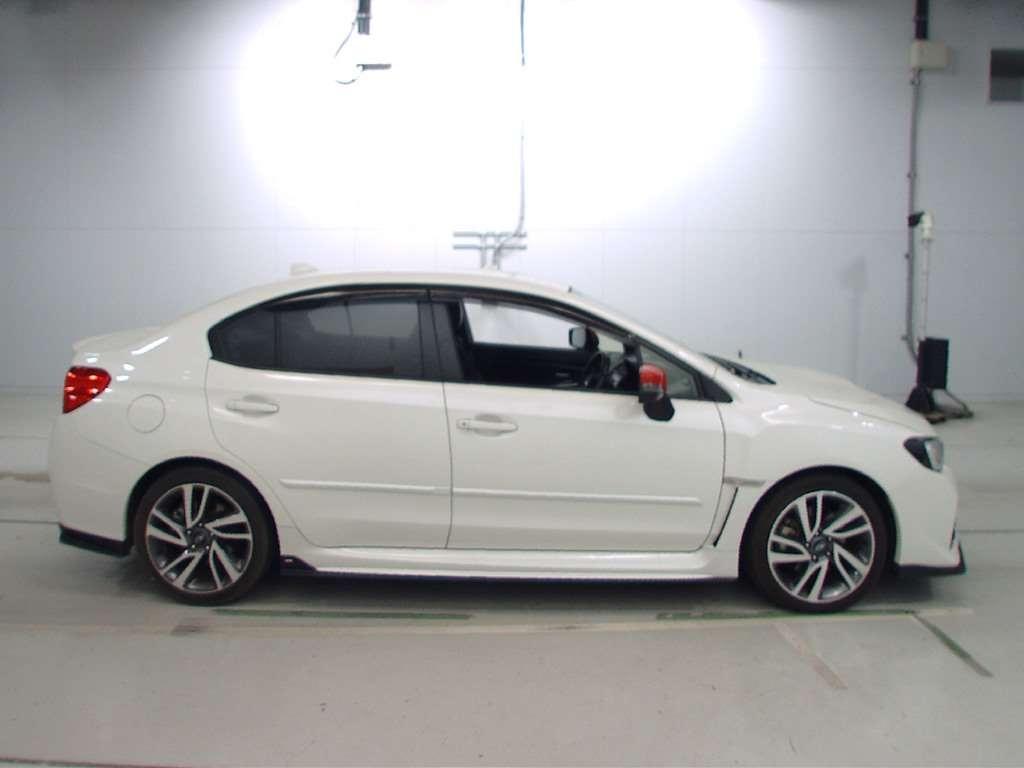 Import and buy SUBARU WRX S4 2014 from Japan to Nairobi, Kenya