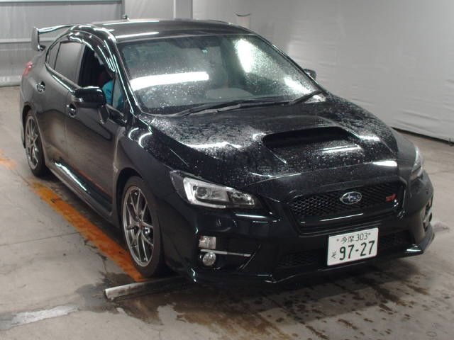 Import and buy SUBARU WRX STI 2016 from Japan to Nairobi, Kenya