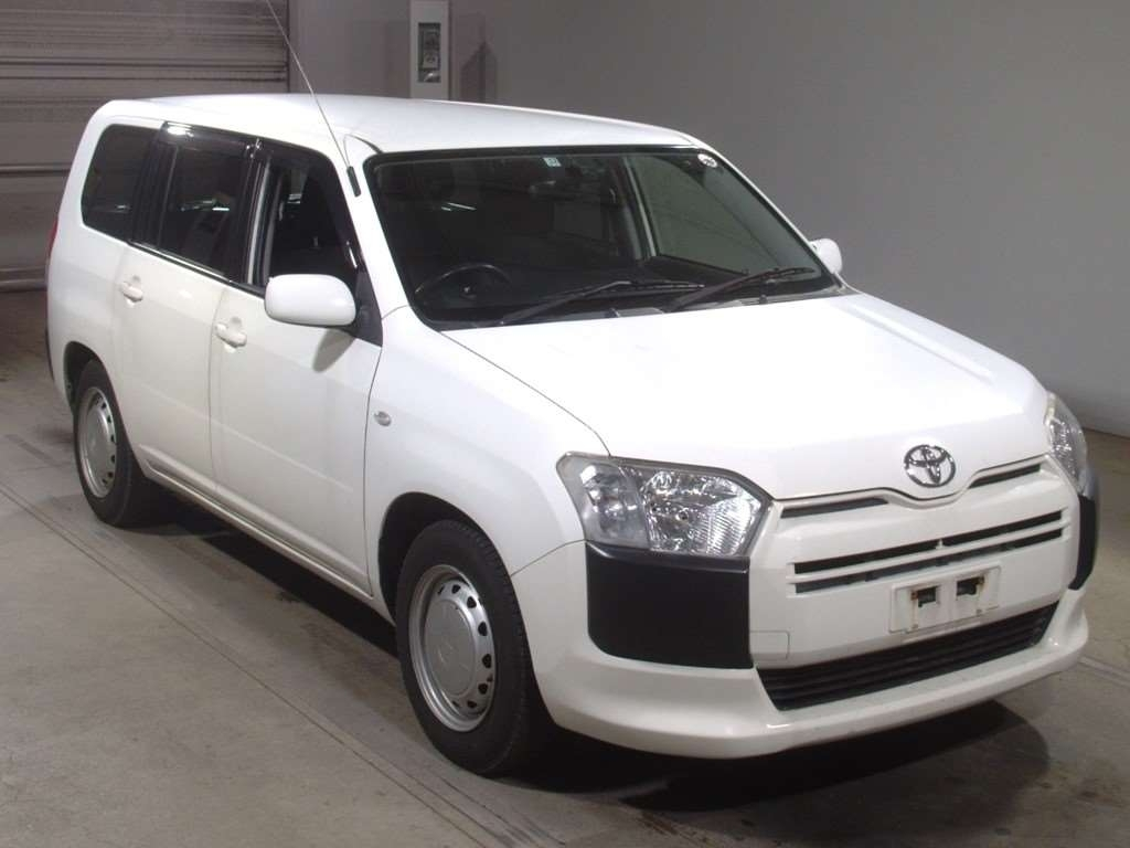 Import and buy TOYOTA SUCCEED 2014 from Japan to Nairobi, Kenya