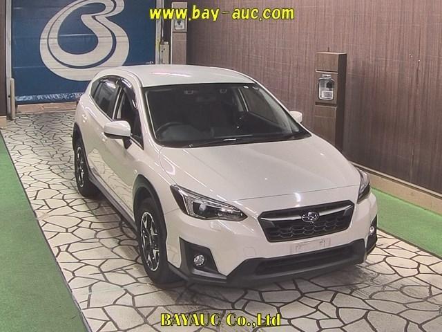 Import and buy SUBARU XV 2017 from Japan to Nairobi, Kenya