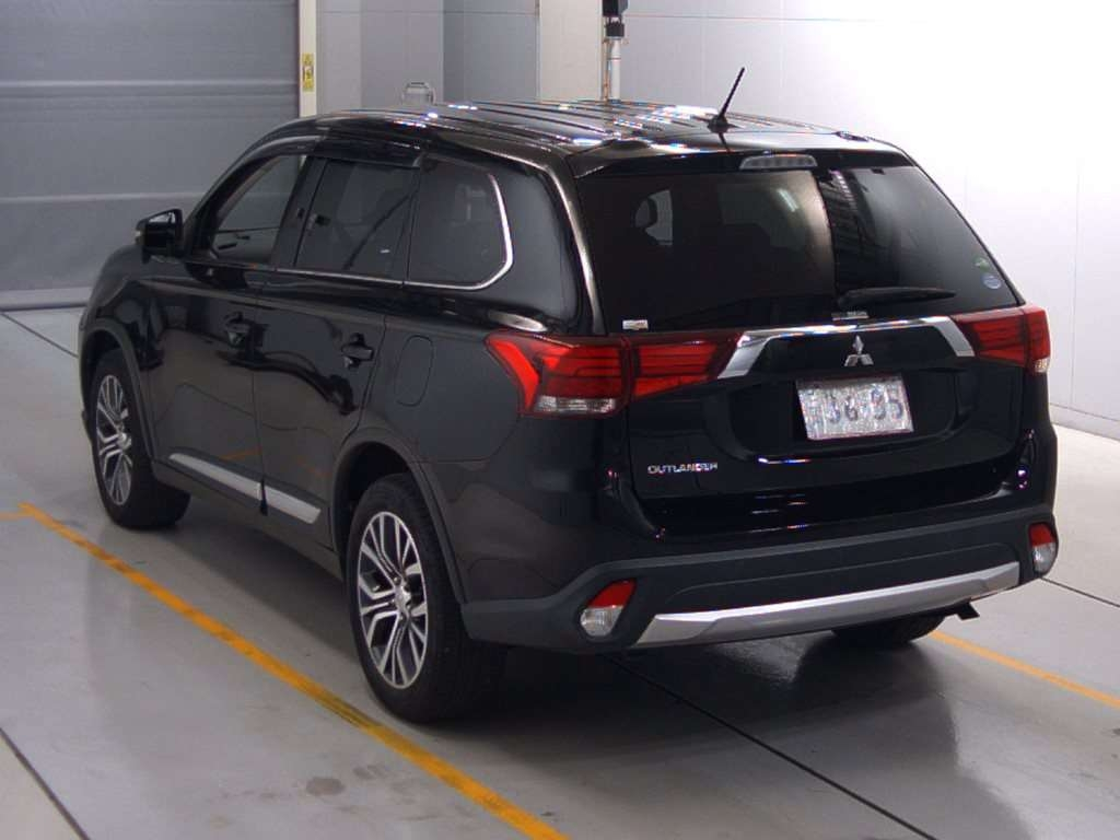 Import and buy MITSUBISHI OUTLANDER 2016 from Japan to Nairobi, Kenya