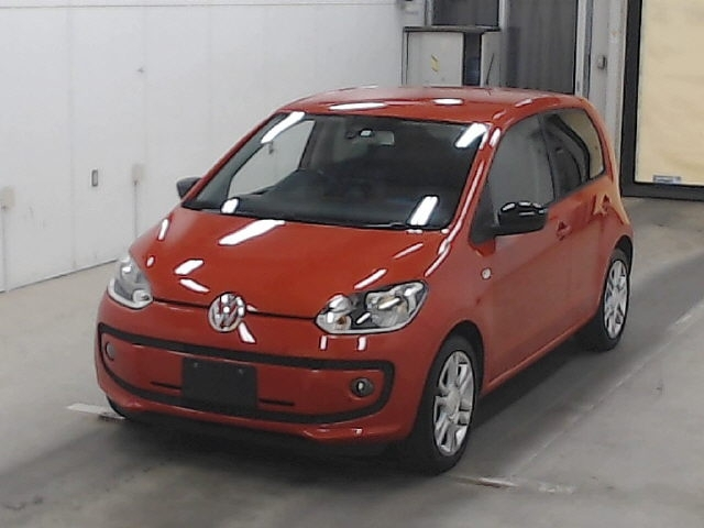 Import and buy VOLKSWAGEN UP 2014 from Japan to Nairobi, Kenya