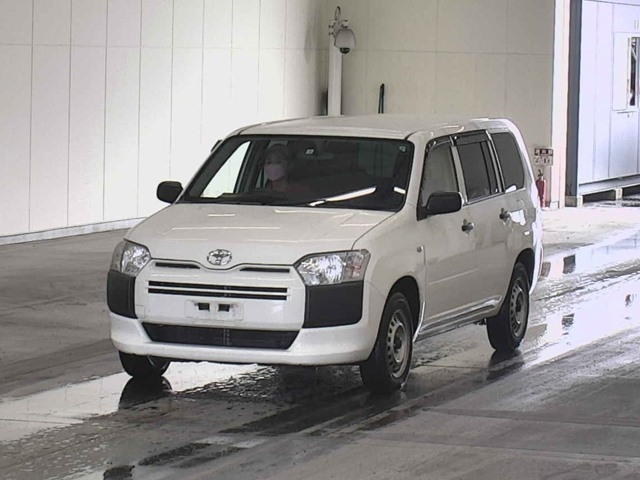 Import and buy TOYOTA SUCCEED 2016 from Japan to Nairobi, Kenya