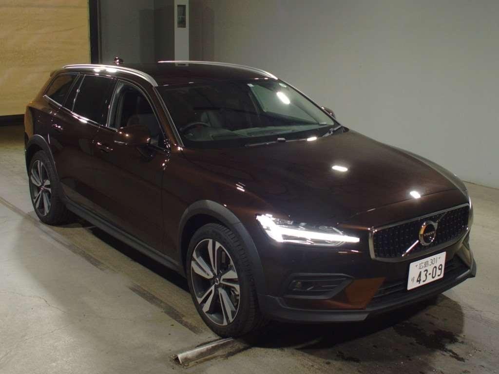 Import and buy VOLVO V60 2020 from Japan to Nairobi, Kenya