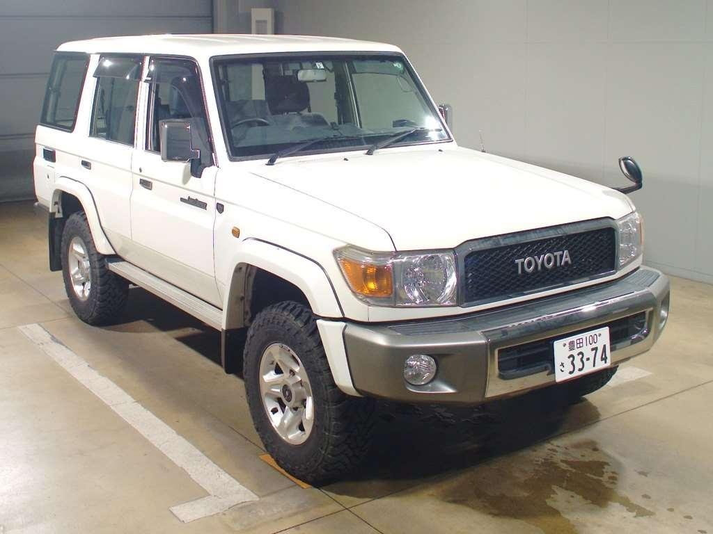 Buy/import TOYOTA LAND CRUISER (2015) to Kenya from Japan ...