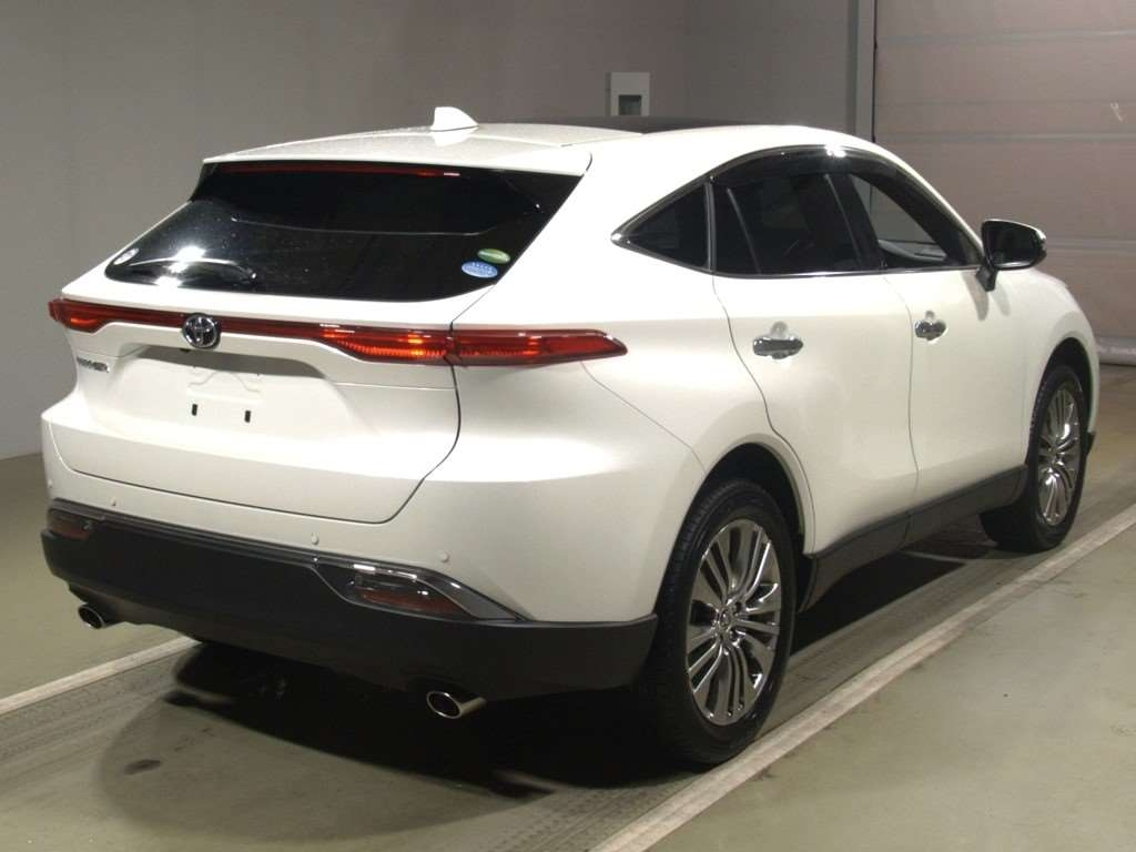 Import and buy TOYOTA HARRIER 2020 from Japan to Nairobi, Kenya