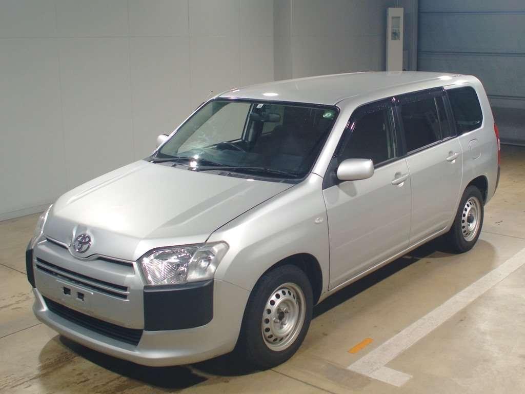 Import and buy TOYOTA PROBOX 2016 from Japan to Nairobi, Kenya