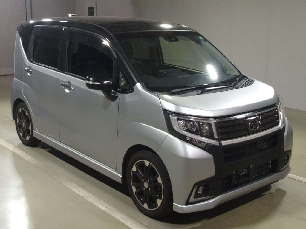 Import and buy DAIHATSU MOVE 2015 from Japan to Nairobi, Kenya