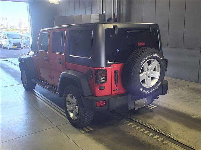 Import and buy JEEP WRANGLER UNLIMITED 2015 from Japan to Nairobi, Kenya