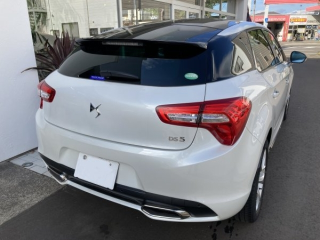 Import and buy CITROEN DS5 2017 from Japan to Nairobi, Kenya