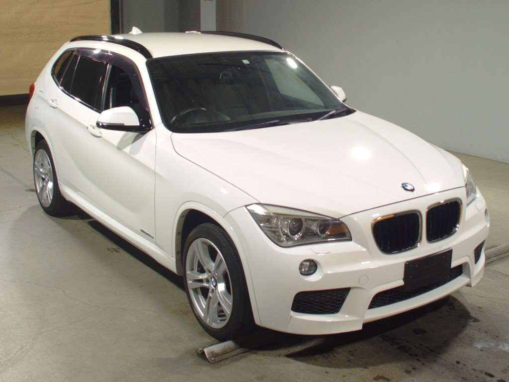 Import and buy BMW X1 2013 from Japan to Nairobi, Kenya