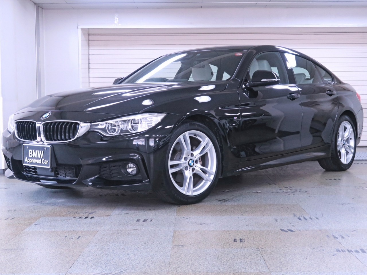 Import and buy BMW 4 SERIES 2017 from Japan to Nairobi, Kenya