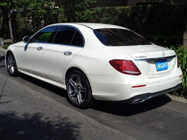 Import and buy MERCEDES BENZ E CLASS 2019 from Japan to Nairobi, Kenya