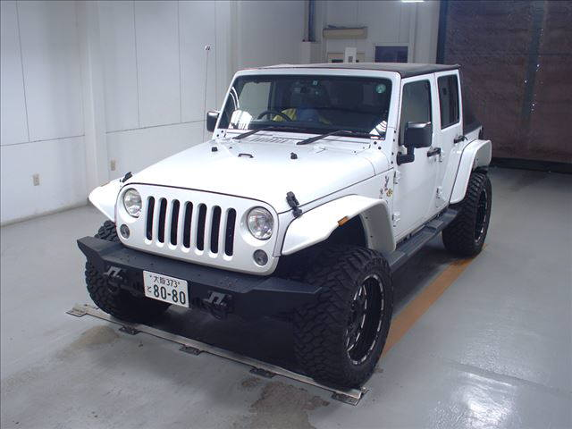 Import and buy JEEP WRANGLER 2015 from Japan to Nairobi, Kenya