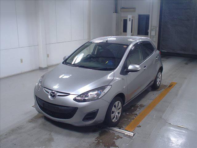 Import and buy MAZDA DEMIO 2013 from Japan to Nairobi, Kenya
