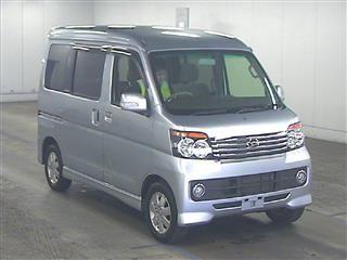 Import and buy DAIHATSU ATRAI WAGON 2013 from Japan to Nairobi, Kenya