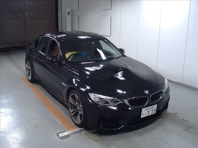 Import and buy BMW M3 2014 from Japan to Nairobi, Kenya